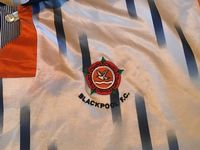 Classic Football Shirts | 1992 Blackpool Vintage Old Jerseys